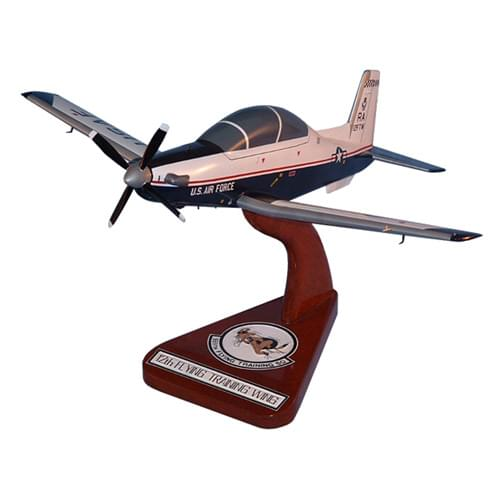 Custom Airplane Model Sample 2