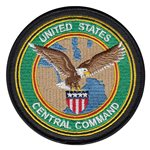 United States Central Command (USCENTCOM) Custom Patches