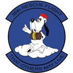 36th Rescue Flight (36 RQF) Custom Patches