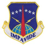 90th Missile Wing (90 MW) Custom Patches