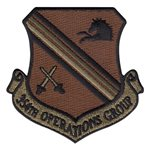 354th Operations Group (354 OG) Custom Patches