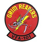 Fighter Squadron 101 (VFA-101) Custom Patches