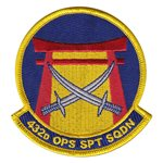 432d Operation Support Squadron (432 OSS) Custom Patches