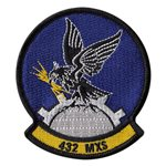 432nd Maintenance Squadron (432 MXS) Custom Patches