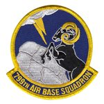 799th Air Base Squadron (799 ABS) Custom Patches