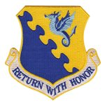 31st Fighter Wing (31 FW) Custom Patches
