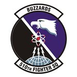 510th Fighter Squadron (510 FS) Custom Patches