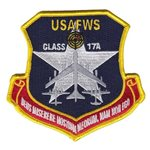 340th Weapons Squadron (340 WPS) Custom Patches