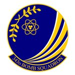 343d Bomb Squadron (343 BS) Custom Patches