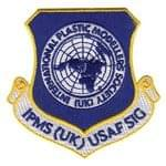 International Plastic Modellers Society (IPMS) Custom Patches