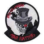 Mad Hatters Civilian Custom Patches
