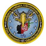 Intelligence, Surveillance and Reconnaissance Division Custom Patches