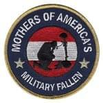 Mothers of America's Military Fallen (MAMF) Custom Patches