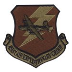 451 Air Expeditionary Group (451 AEG) Custom Patches