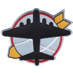 774 BS Dyess AFB, TX U.S. Air Force Custom Patches