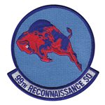 99th Reconnaissance Squadron (99 RS) Custom Patches