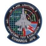 17(R) Squadron UK F35B TES Custom Patches