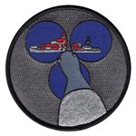 337 TES Dyess AFB, TX U.S. Air Force Custom Patches