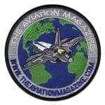 The Aviation Magazine Custom Patches