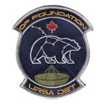 Royal Canadian Air Force International Custom Patches