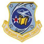 Air Reserve Personnel Center Custom Patches