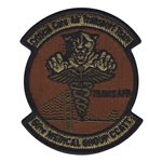60th Medical Group Critical Care Air Transport Team (60 MDG CCATT) Custom Patches