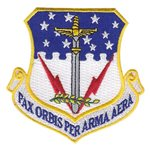 321st Missile Wing (321 MW) Custom Patches