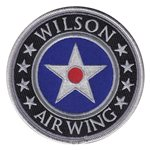 Wilson Air Wing Custom Patches