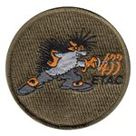 433e Escadron d'appui tactique (433 ETAC) Custom Patches
