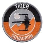 Tiger Squadron Patches