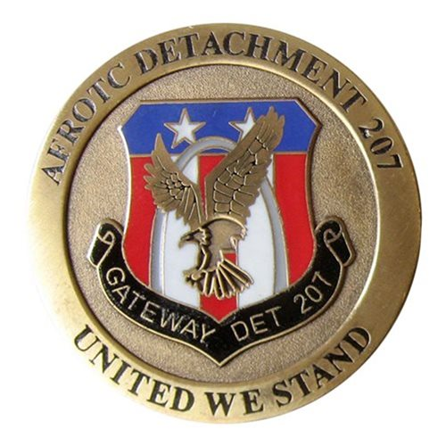 AFROTC Challenge Coins
