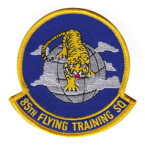 85 FTS Laughlin AFB U.S. Air Force Custom Patches