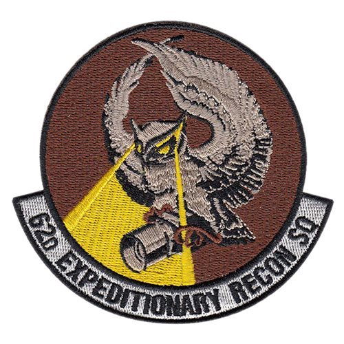 62 ERS International Custom Patches