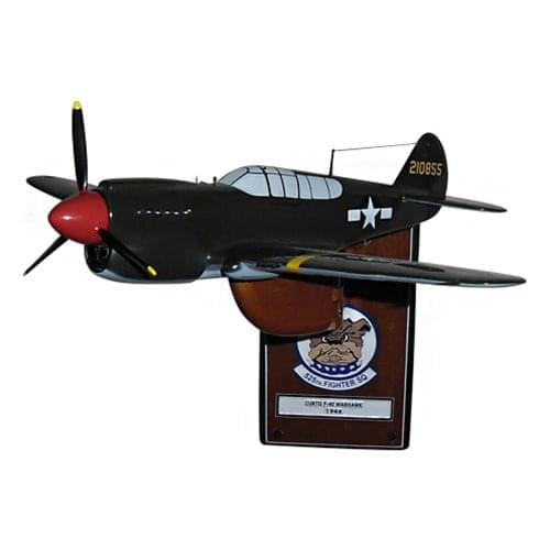 P-40 Warhawk Fighter Aircraft Models