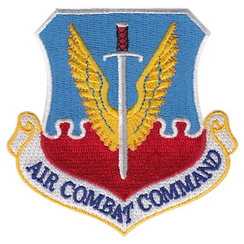 MAJCOM U.S. Air Force Custom Patches