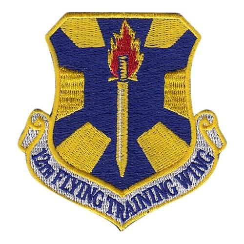 Randolph AFB U.S. Air Force Custom Patches