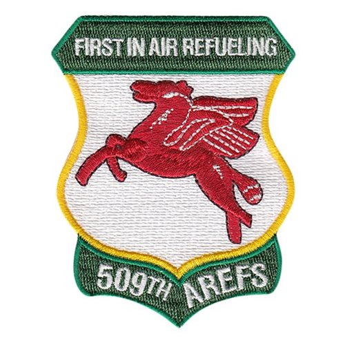 509 AREFS Fairchild AFB, WA U.S. Air Force Custom Patches