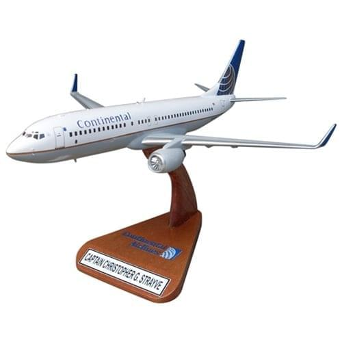 Custom Commercial Airplane Models and Airliner Aircraft