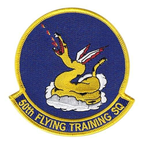 50 FTS Columbus AFB U.S. Air Force Custom Patches
