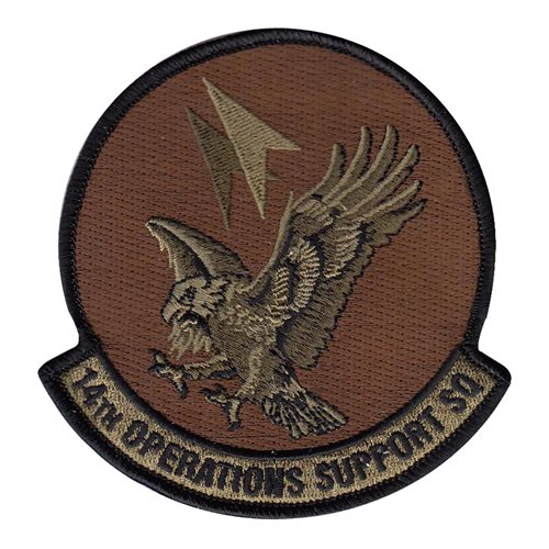 14 OSS Columbus AFB U.S. Air Force Custom Patches