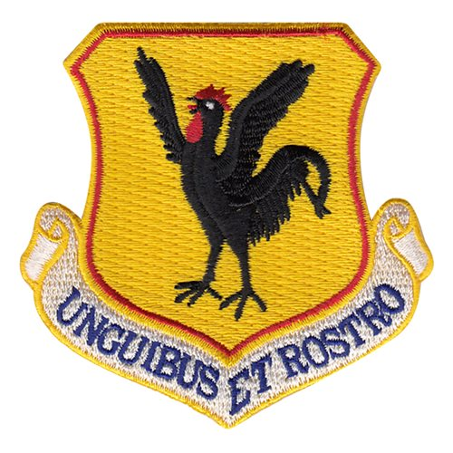 Kadena AB, Japan U.S. Air Force Custom Patches