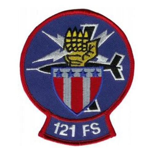 121 FS Andrews AFB, MD U.S. Air Force Custom Patches
