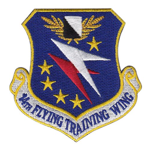 Columbus AFB U.S. Air Force Custom Patches