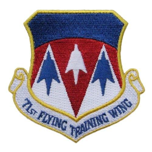 Vance AFB U.S. Air Force Custom Patches