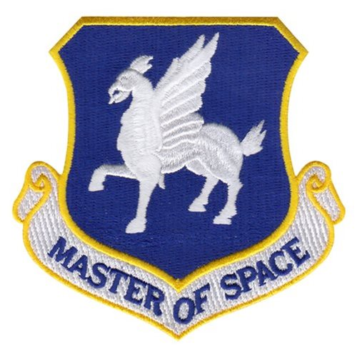 Schriever AFB U.S. Air Force Custom Patches