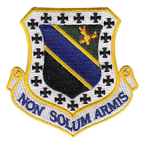 JBER U.S. Air Force Custom Patches