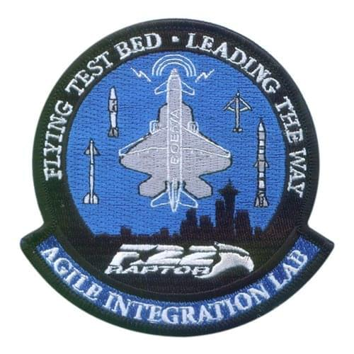 Boeing Corporate Custom Patches