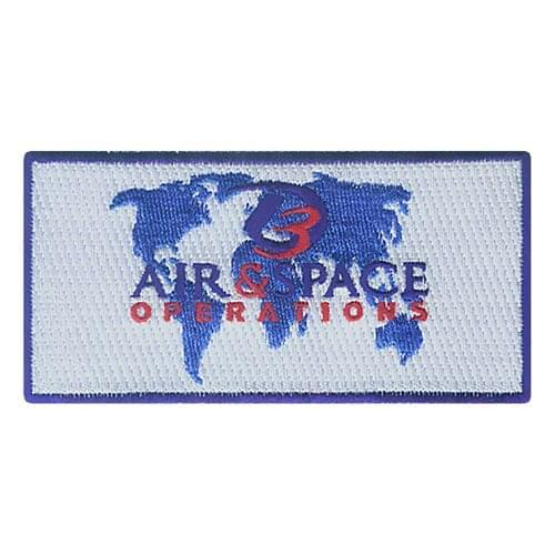 D3 Air & Space Operations Corporate Custom Patches
