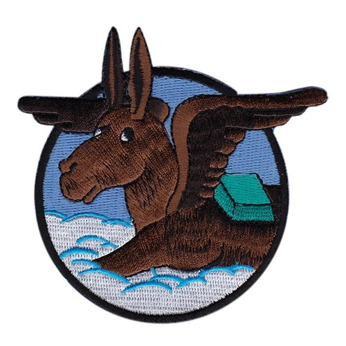 McChord AFB U.S. Air Force Custom Patches