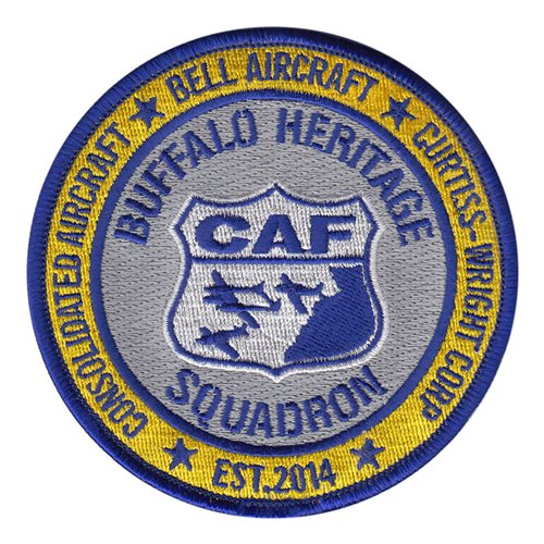 Commemorative Air Force Air Show Patches Custom Patches